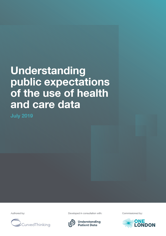 Engagement with Londoners must go deeper in order to realise the full benefits of joined-up health and care data
