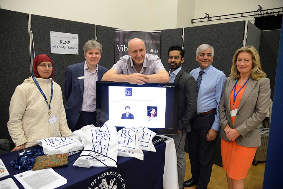 GP Careers Fair makes doctors think about staying in  east London