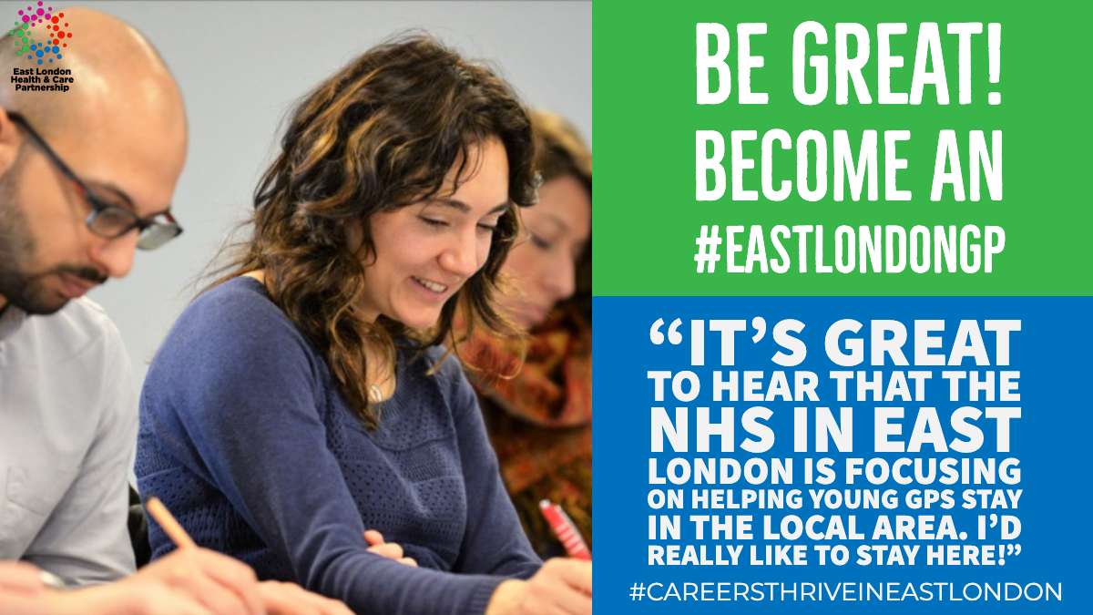 8e8f452819 Over 125 people registered to the attend the event which gave GP trainees  an opportunity to meet all the east London GP federations, CEPNs (community  ...